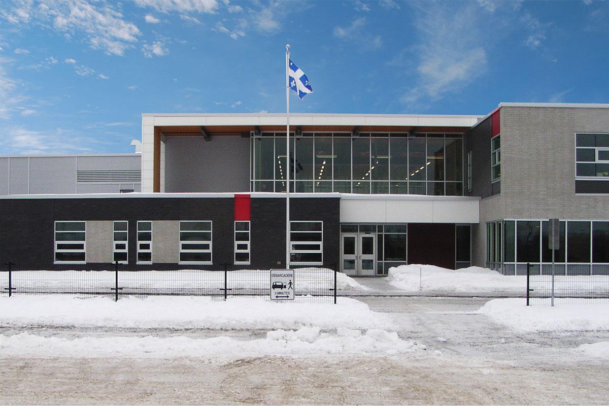 École des Grands-Vents - image 1